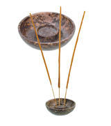 Stone Incense Holder