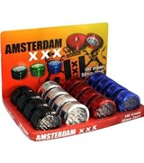 Amsterdam Push Up grinder