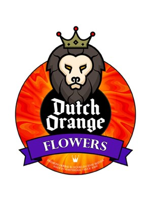 Dutch Orange Flowers - Neue Formel