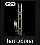 Grace Glass Barcelona Bong