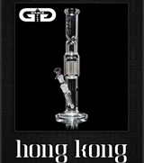 Grace Glass Hong Kong Bong