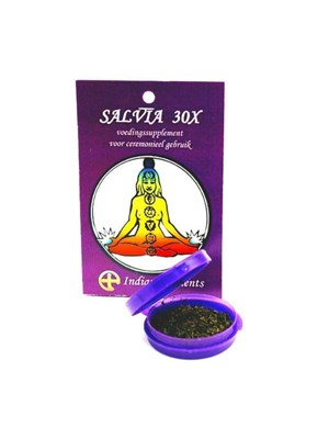 Indian Elements Salvia Extract 30X