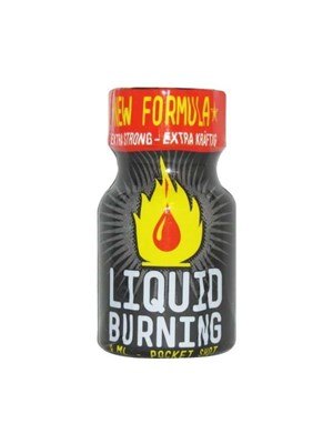 Liquid Burning Poppers
