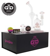 Pink Panther - Grace Glass Recycler Bong BoxSet