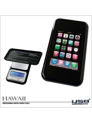 Hawaii Digital Scale 650G 0.1G
