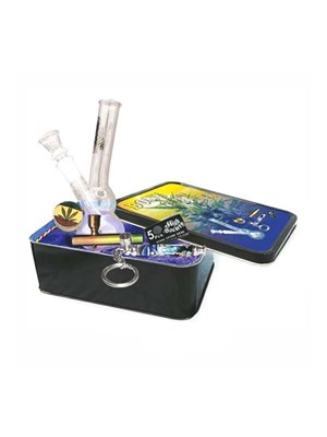 Smoking Leaf Giftset